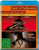 Die Maske des Zorro/Die Legende des Zorro - Best of Hollywood/2 Movie Collector's Pack [Blu-ray]