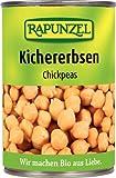 Produkt-Bild: Rapunzel Kichererbsen in der Dose, 3er Pack (3 x 400 g) - Bio