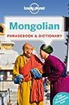 Lonely Planet Mongolian Phrasebook &...