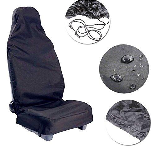 Demarkt Auto Schonbezug Sitzbezug Auto Sitzauflage Autositz Schutzhülle aus Polyester für Autositz