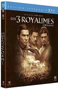 Les 3 royaumes - version longue : parties 1 & 2 [Blu-ray] [Version Longue]