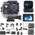 2.0-Inch WIFI Action Camera for Motor...