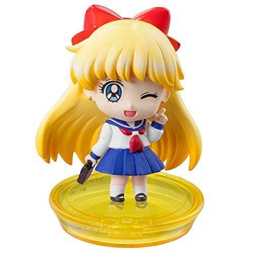Preisvergleich Produktbild Petit Chara! Serie Sailor Moon Puchi ~ tsu und Schulleben! Hen Sailor Venus B getrennt