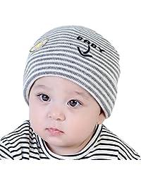 1- 3 ans Bebe Naissance Fille / Garcon Hiver Bonnet Tricoté Chaud Laine Baby Beanie