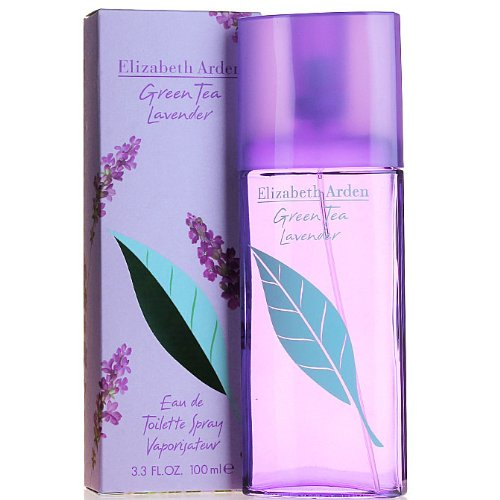 Elizabeth Arden Eau de Toilette Donna Green Tea Lavender 100 ml