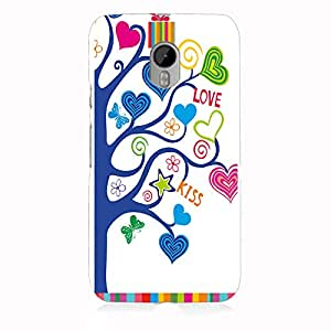 EpicShell Printed Back Cover For Motorola Moto G (3rd Gen)