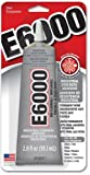Eclectic Products 237032 2OZ E-6000 Craft Adhesive - Quantity 6