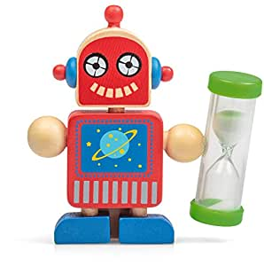 Robot Toothbrush Timer (One supplied at random)