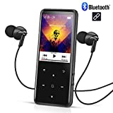 16GB Bluetooth 4.0 MP3 Player mit 2,4 Zoll TFT...