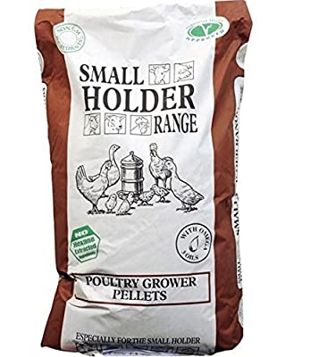 Allen & Page Poultry Growers Pellets, 20 kg from Allen & Page