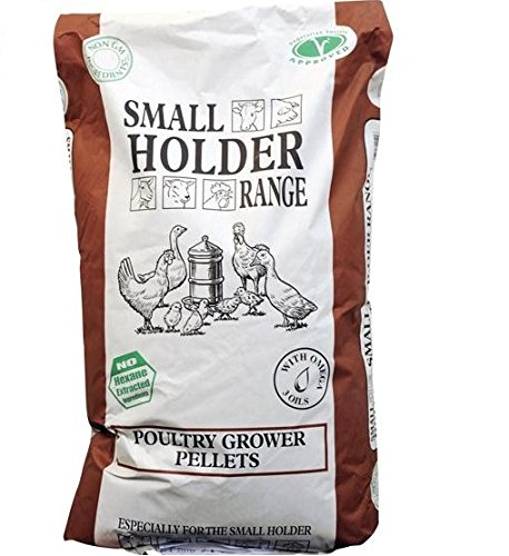 Allen & Page Poultry Growers Pellets, 20 kg, 07APGRP