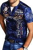 MT Styles 2in1 T-Shirt P-CAROY R-2878 [Dunkelblau, XXL]