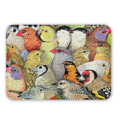 patchwork-birds-1995-acrylic-on-panel-by-mouse-mat-art247-highest-quality-natural-rubber-mouse-mats-