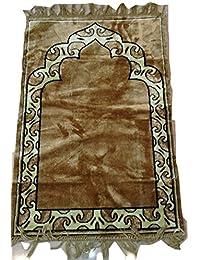 El desierto alfombrilla mayores de islámica musulmán para vestido de Mujer ángel/alfombra con blando