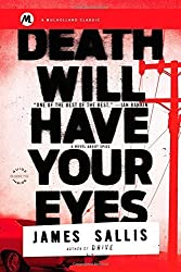 Death Will Have Your Eyes: A Novel about Spies by James Sallis (2014-07-29)