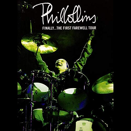 Phil Collins - Finally ... The first Farewell Tour inkl. Booklet [2 DVDs] -