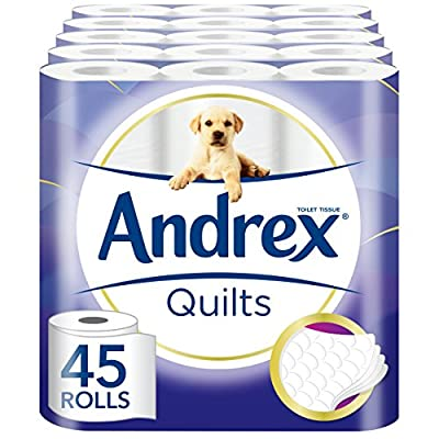 Andrex Quilts Toilet Roll Tissue Paper