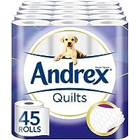 Rouleau de papier toilette, papier de soie, de Andrex