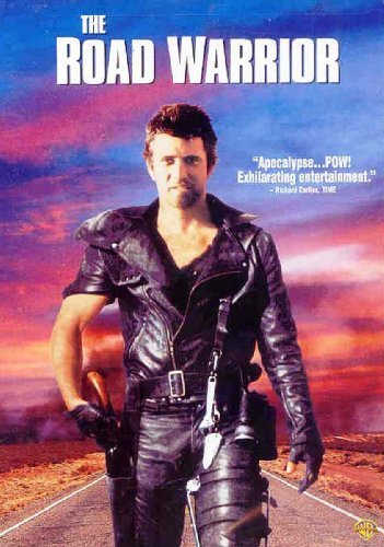 The Road Warrior (Keepcase) by Mel Gibson