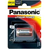 Panasonic CR123A, CR123 Photo Power Lithium batterie 5 pcs.