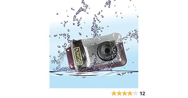 Dicapac Wp 510 Outdoor Unterwassertasche Für Samsung Kamera