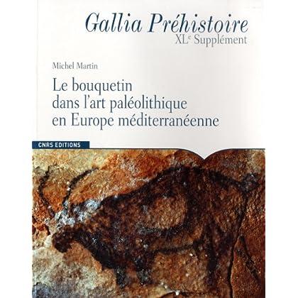 Gallia, 40ème supplément. Le bouquetin dans l'art