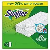 Swiffer droge poetsdoeken navulverpakking (3*40 stuks)