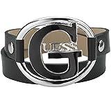 Bracelet Guess Double tour cuir UBB12239 taille M