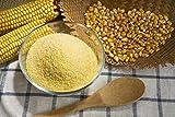 Corn meal Medium Ground Flour (Polenta) Premium Stock Free UK P&P (1kg)