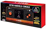 Atari Handheld Retro Konsole inkl. installierte Spiele