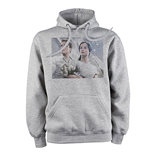 The Hunger Games Golden Eagle Art WEdding Small Unisex Hoodie