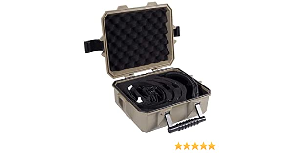 2559d6583a9 Oakley SI Ballistic M Frame Alpha Operator Kit - Strong Box Coyote   Amazon.co.uk  Sports   Outdoors