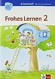 Frohes Lernen Sprachbuch 2. Ausgabe Bayern: Arbeitsheft Vereinfachte Ausgangsschrift mit CD-ROM Klasse 2 (Frohes Lernen. Ausgabe für Bayern ab 2014)