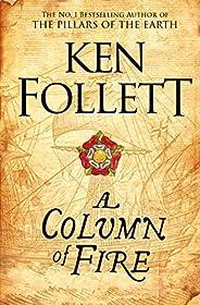 A Column of Fire (The Kingsbridge Novels Book 3) (English Edition)