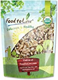 Food to Live Organic Walnuts (Raw, No Shell) (8 Ounces)