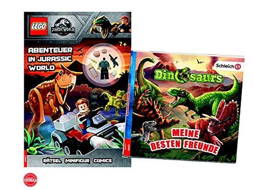 LEGO Dinosaurs Meine besten Freunde Jurassic WorldTM Abenteuer in Jurassic World (Meine Freunde Legos)