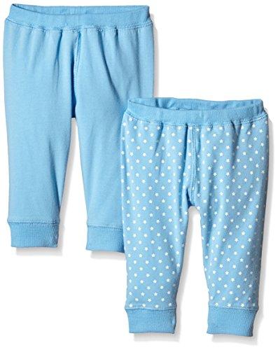 Care Baby - Jungen Hose Im 2er Pack, Blau (Alaskan Blue 733), 9 Monate (Herstellergröße: 74 ) 2er-pack Baby-hose