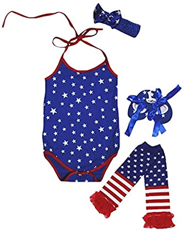 Petitebelle - Body - Bébé (fille) 0 à 24 mois bleu bleu - bleu - S