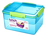 Sistema Lunch Tub Lunch Box, 2.3 L - Best Reviews Guide