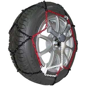 Chaînes neige à tension Automatique - Citroen C4 Picasso/Grand Picasso (de 10/2006 => ...) avec jantes 16 pouces et pneus 215/55R16 - Motorparadise