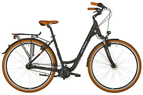 Ortler deGoya Lady Black Matt Rahmenhöhe 55cm 2018 Cityrad