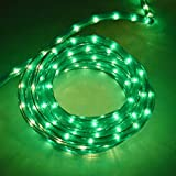 Pivot Waterproof LED Rope Light With Adapter 10 Meter Premium Quality (Green)