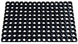Professionelle Türmatte Gummimatte Fußmatte Fußabtreter Schuhabtreter äußerst robust 22mm - 5 Größen (40 cm x 60 cm)