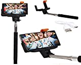 Selfie Stick Monopod With Bluetooth Remo...