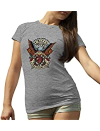 Eagles Of Death Metal Color T-Shirt camiseta para la Mujer
