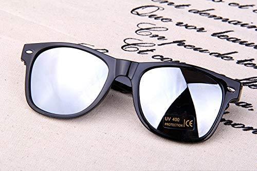 ZHAS High-End-Brillen Fashion Sonnenbrillen Herren Square Sonnenbrillen Damen Driving Coating Points Schwarzer Rahmen Sonnenbrille Herrenbrille Uv400 Personalisierte High-End-Sonnenbrille
