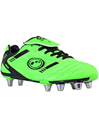 Optimum Men's Tribal Moulded Stud Rugby Boots