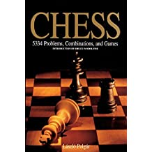 Chess: 5334 Problems, Combinations and Games by László Polgár(2013-08-13)