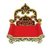 Best Imperial Home Sofas - Decorated Handcrafted Jaipuri Art Medium Maharaja Singhasan Review