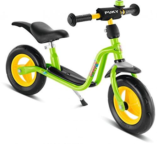 Puky pk4073–Fahrrad ohne Pedale mit Schutzbleche LR, M, kiwi